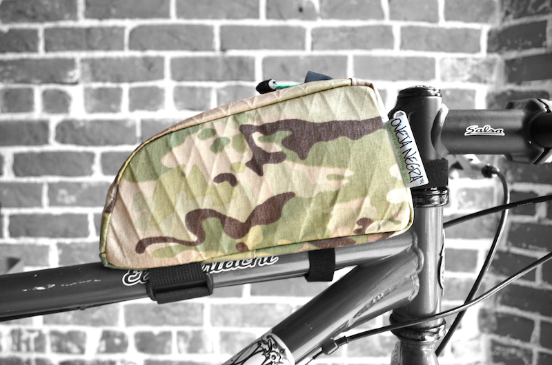 See our selection of bikepacking bags from Oveja Negra