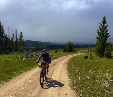 Cricket Butler is an experience touring cyclist who now calls Montana her home