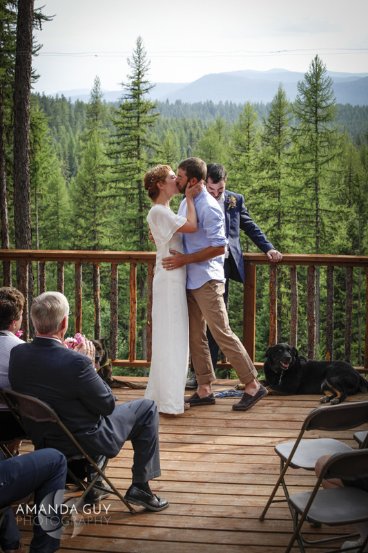 have your wedding at the whitefish bike retreat