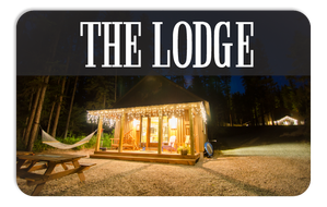 Lodge facilities at the Whitefish Bike Retreat